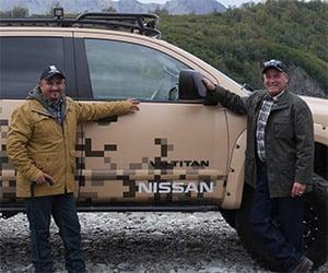 Project Titan: a 1,200 Mile Journey Across Alaska