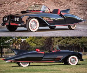 The Real Original Batmobile for Sale