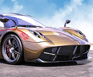Limited-Edition Pagani Huayra Dinastia to China