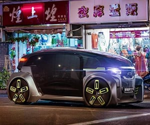 Qoros Q Concept Previewed Before LA Design Contest
