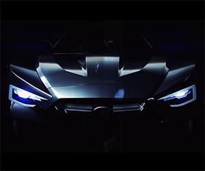 Subaru Teases VIZIV GT Gran Turismo Concept