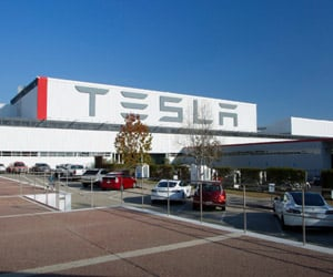 Tesla Shares Video of Its Factory Expansion