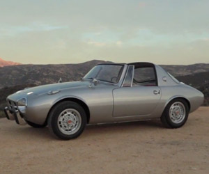 Toyota Sports 800: Forefather of Fun