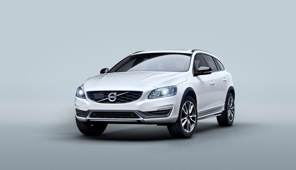Volvo Teases V60 Cross Country