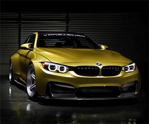 Vorsteiner Unveils 2014 BMW M4 GTRS4