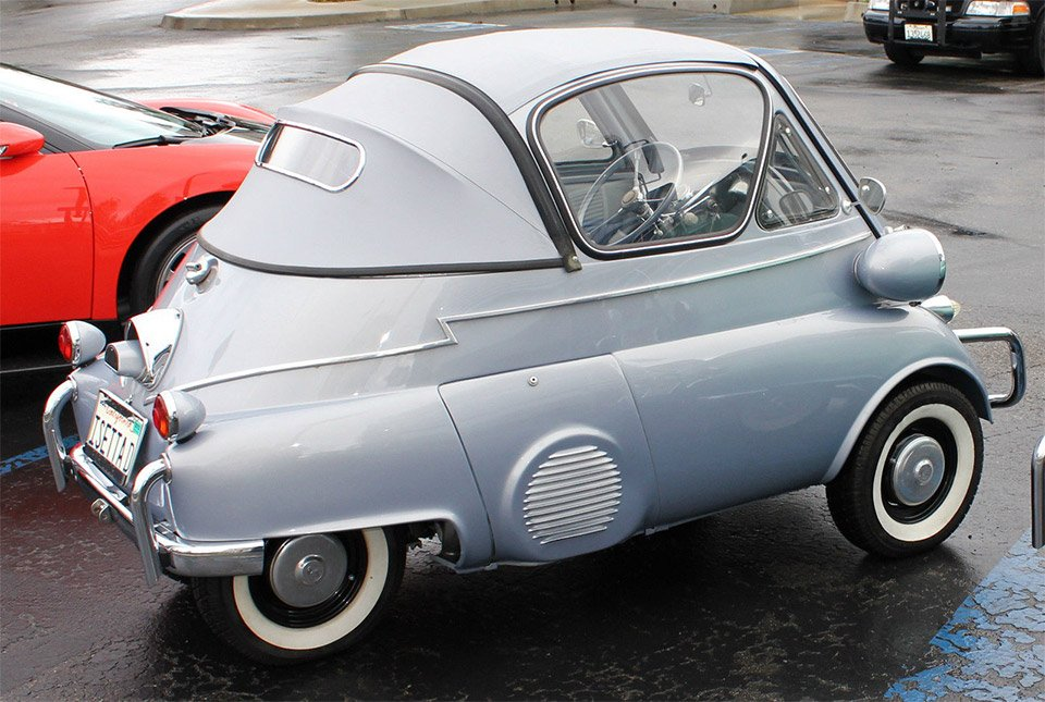 """Finest BMW Isetta in the World"" Hits eBay"