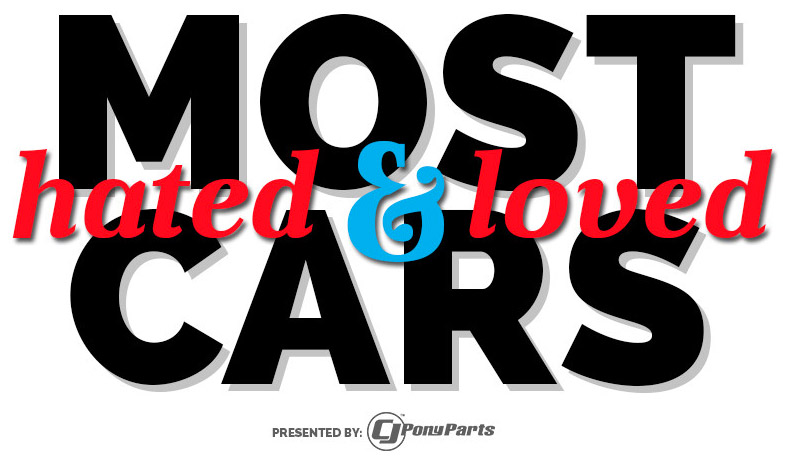 The World's Most Loved and Hated Cars
