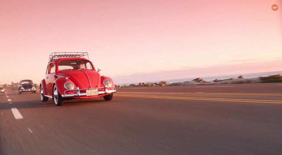 ZelectricBugs: Vintage VW Beetles Go Electric