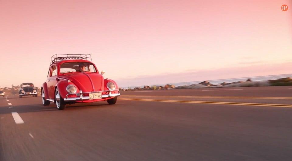 ZelectricBugs: Vintage VW Beetles Go Electric