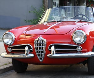Awesome Car Pic: Alfa Romeo Giulietta Spider