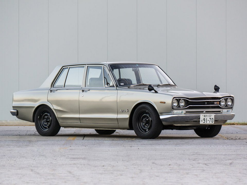 1970 Nissan Skyline 2000gt R On Auction 95 Octane