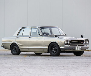 1970 Nissan Skyline 2000GT-R on Auction