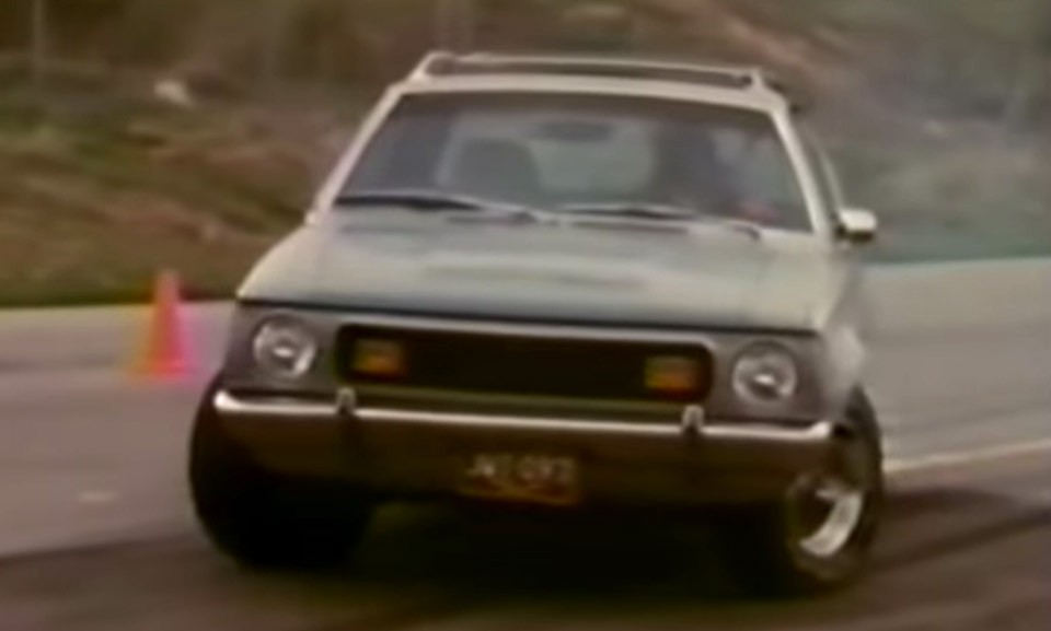 Road Testing the 1971 AMC Gremlin
