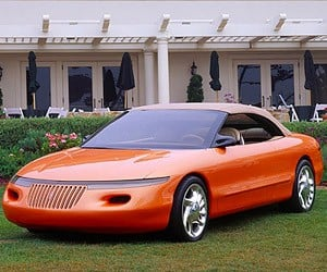 Concepts from Future Past: Lincoln Marque X