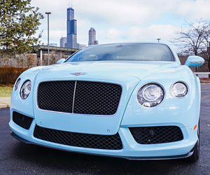 Living with a Bentley Continental GT V8 S