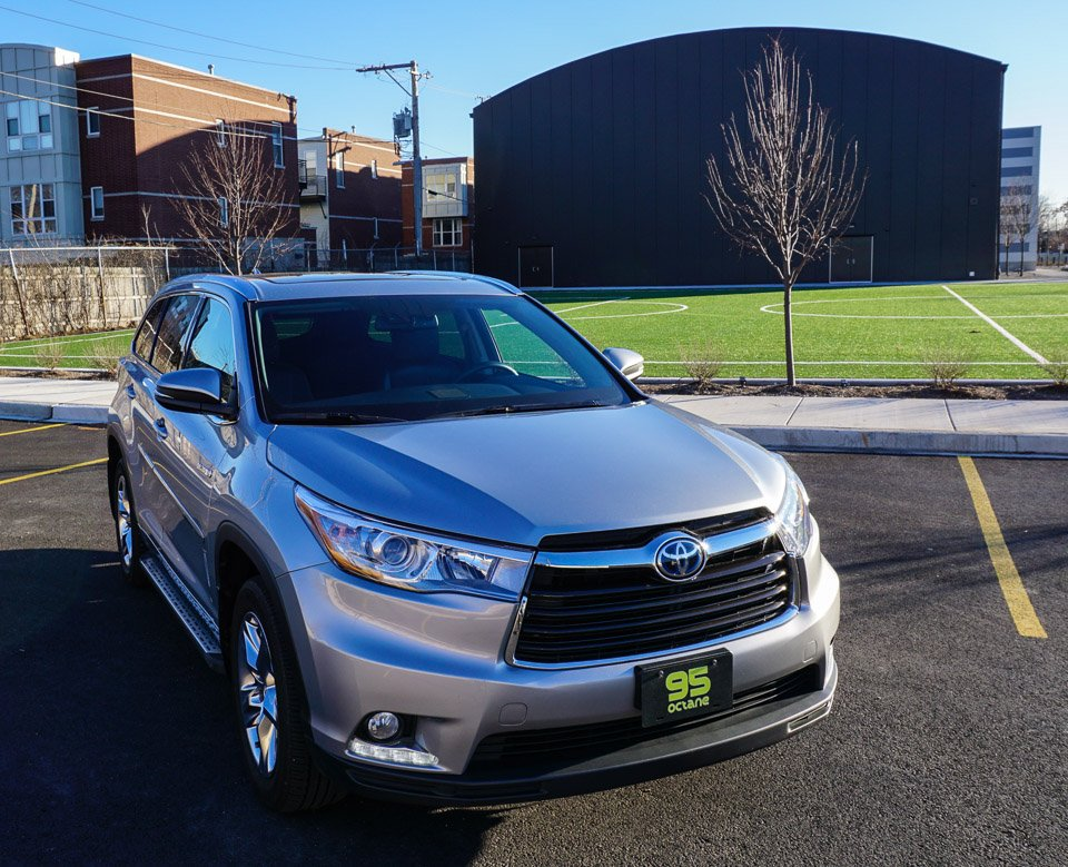 Review: 2014-15 Toyota Highlander Hybrid Limited