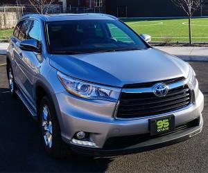 Review: 2014-15 Toyota Highlander Hybrid Limited