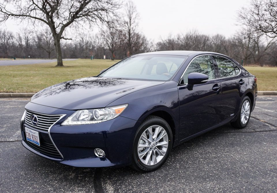 review 2015 lexus es 300h hybrid 95 octane. Black Bedroom Furniture Sets. Home Design Ideas