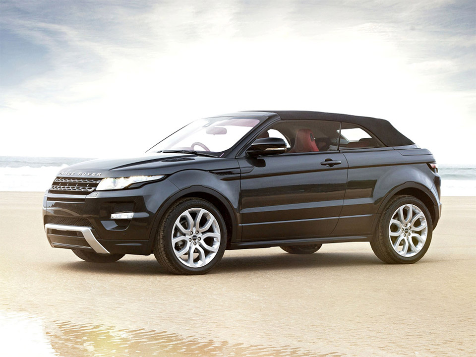 range rover evoque cabriolet arriving in 2015 95 octane. Black Bedroom Furniture Sets. Home Design Ideas