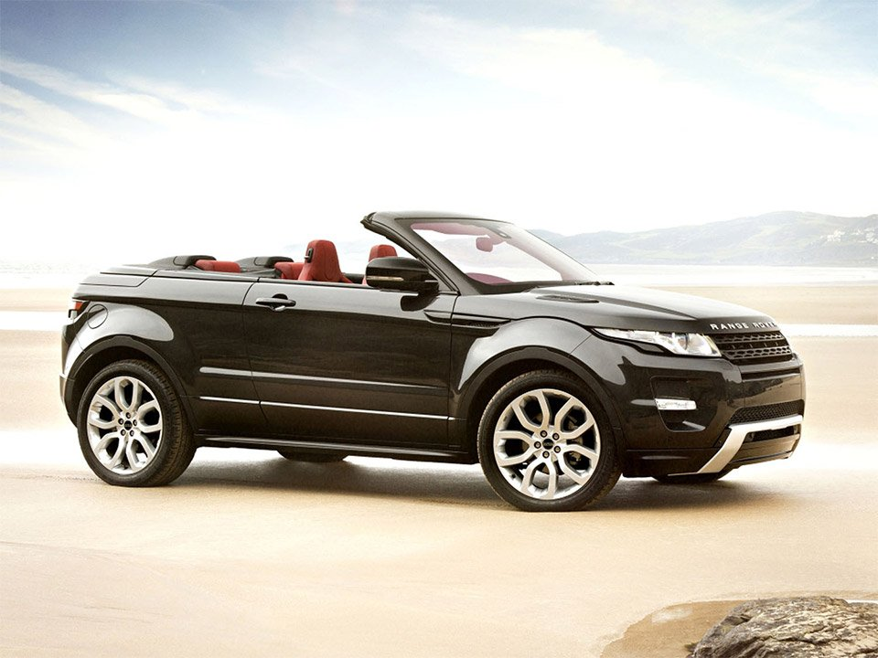 Range Rover Evoque Cabriolet Arriving in 2015?