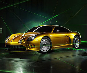 2015 Willys AW 380 Berlinetta