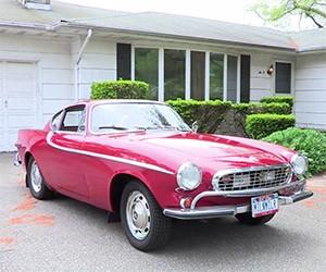 Man Breaks 3,000,000 Miles in His 1966 Volvo