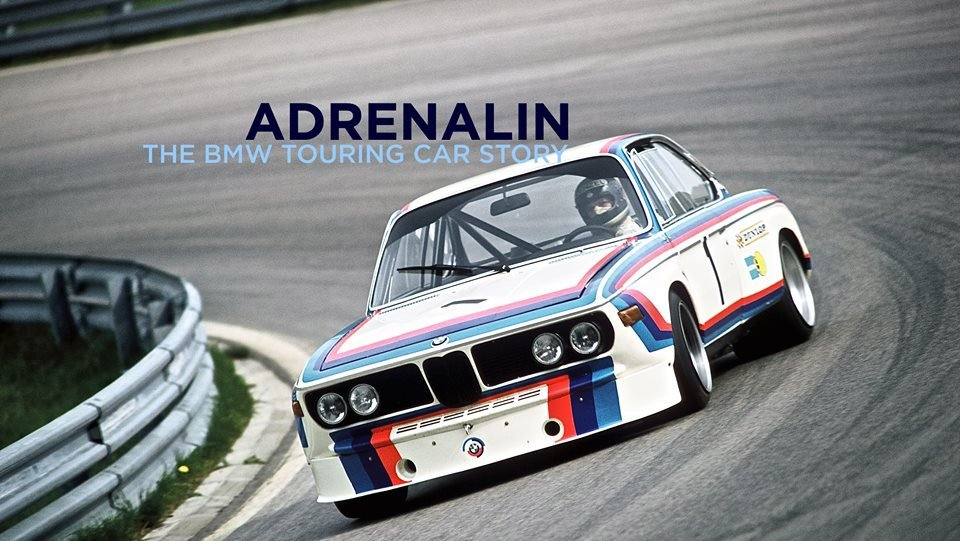 Adrenalin: The BMW Touring Car Story Now Available