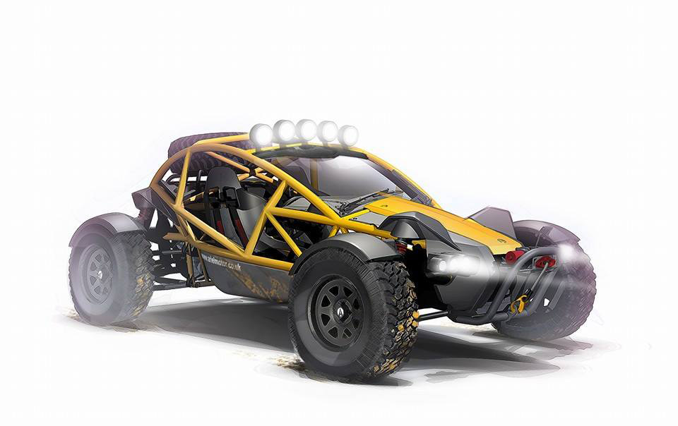 Ariel Off Road Buggy