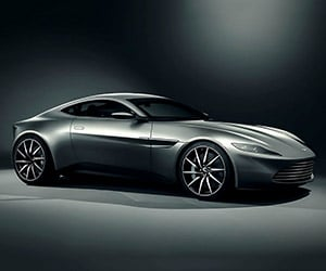 Meet James Bond's New Aston Martin DB10