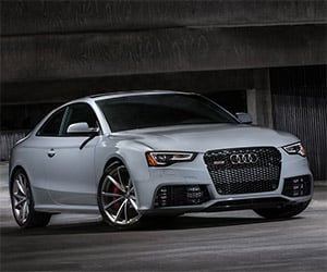 2015 RS 5 Coupe Sport Edition from Audi Exclusive