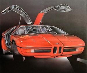 BMW Visits with Legendary Designer Paul Bracq