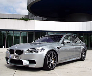 BMW's $10,000 Individual Pure Metal Silver Paint