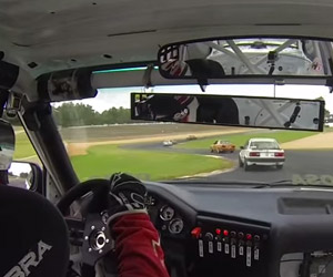 Watch a BMW Spec E30 Go from 39th to 3rd Place