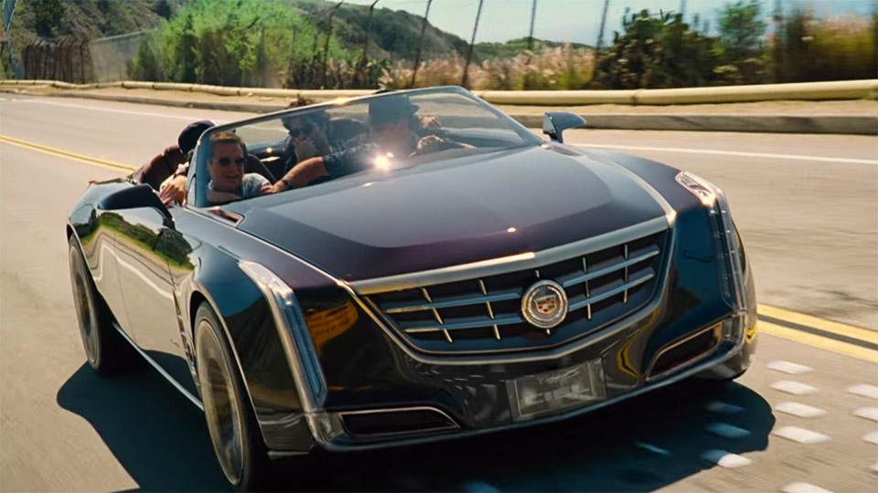 Cadillac Ciel Price >> Cadillac Ciel Concept Appears In Entourage Movie