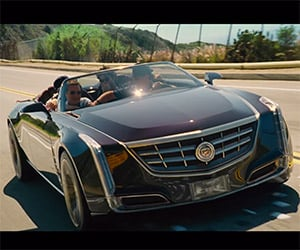 Cadillac Ciel Concept Appears in Entourage Movie