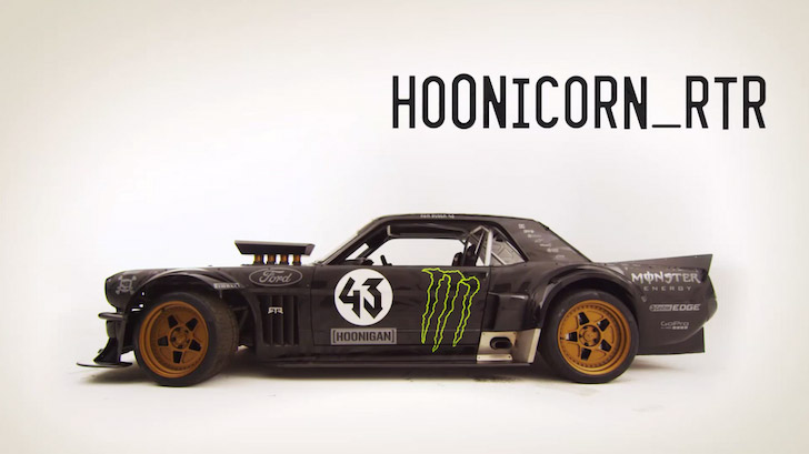 Chris Harris Breaks Down Ken Block S Hoonicorn 95 Octane