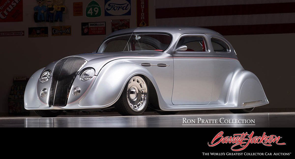 Ford Suvs For Sale Custom 1936 Chrysler Airflow Heads to Scottsdale - 95 Octane