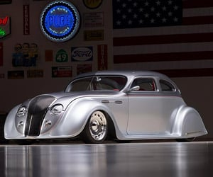 Custom 1936 Chrysler Airflow Heads to Scottsdale