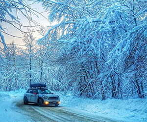 Submit Your Best Winter MINI Photos