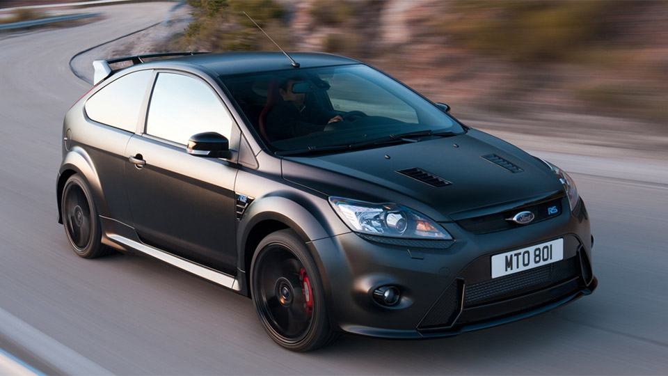 Ford Focus RS Going Global, U.S. Included!