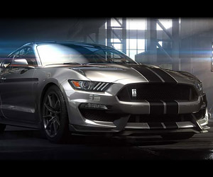 First 2015 Mustang GT350 to Be Auctioned for Charity