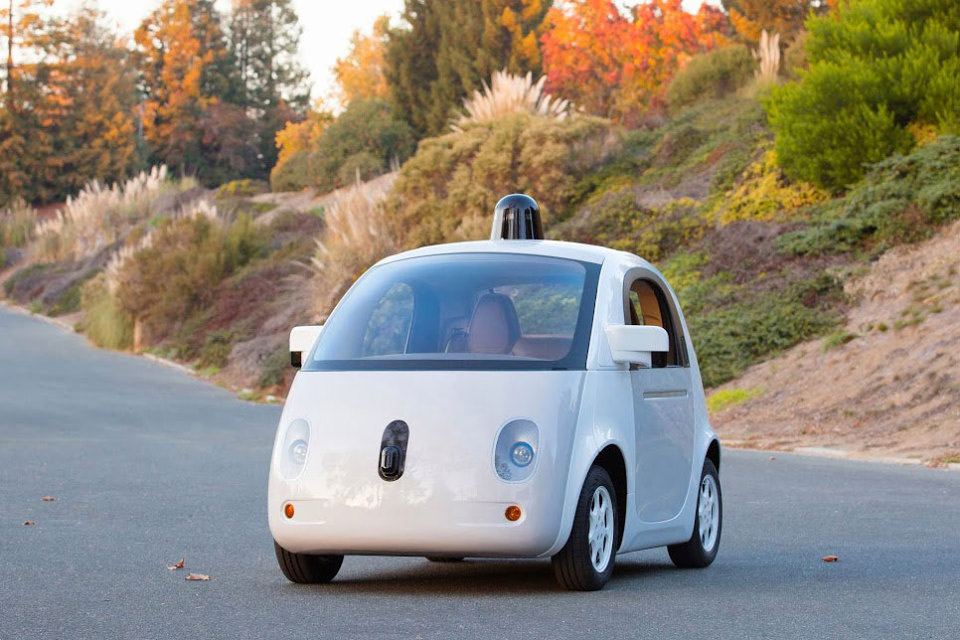 Google Reveals Completed Self-Driving Car
