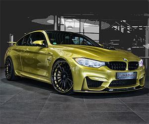 Hamann Motorsport BMW M4 F82
