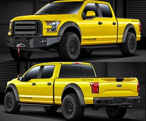 Hennessey Unleashes Ford F-150 VelociRaptor 600