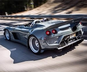 Jay Leno Drives the 680hp Ronin RS 211