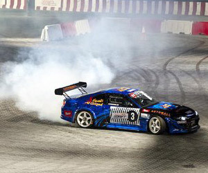 "Ahmad Daham's Incredible ""King of Drift"" Winning Run"