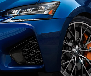 "Lexus Teases ""Track-Ready"" Car for Detroit 2015"