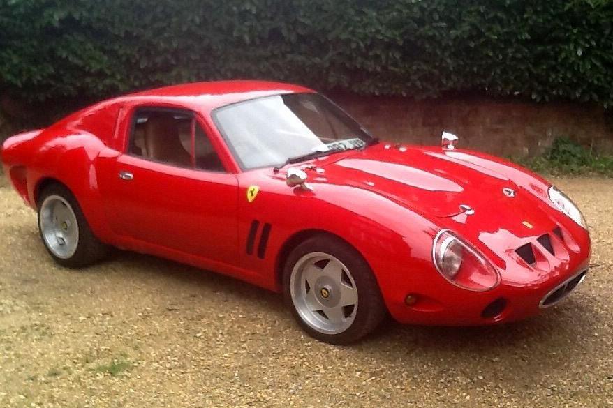 Mazda MX5 Ferrari 250 GTO Replica on eBay - 95 Octane