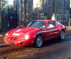 Mazda MX5 Ferrari 250 GTO Replica on eBay