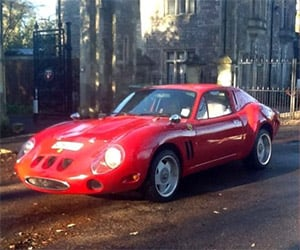 Mazda MX5 Ferrari 250 GTO Replica on eBay